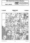 Map Image 021, Hubbard County 2000